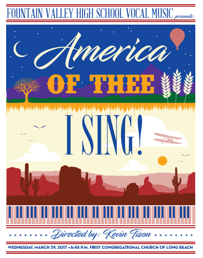 America, of Thee We Sing Concert in Historic Hall