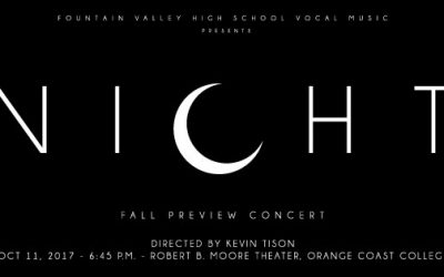 "Experience the Beauty of ""Night"" with the FVHS Choirs"