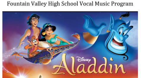 Experience the Magic of the Theater with Aladdin